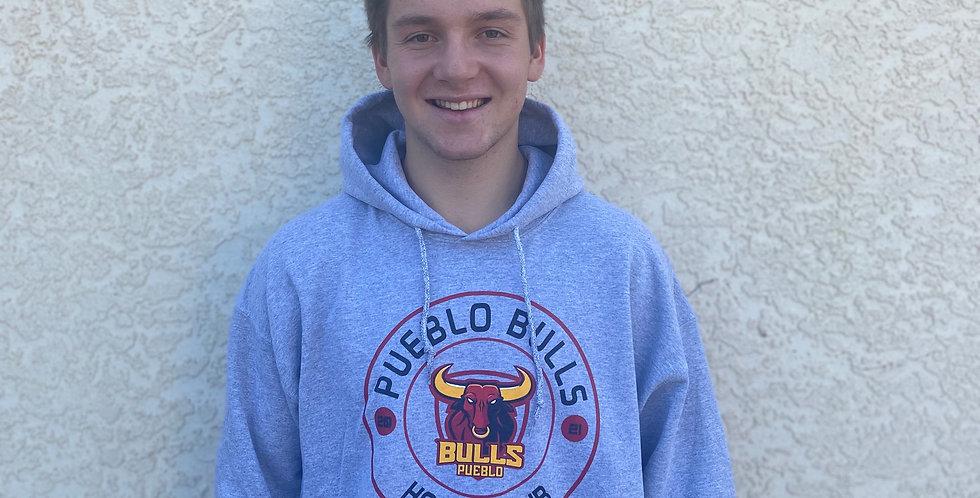 Bulls 2020-21 Grey Sweatshirt