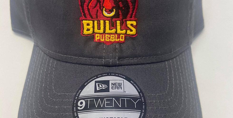 Grey Pueblo Bulls Hat