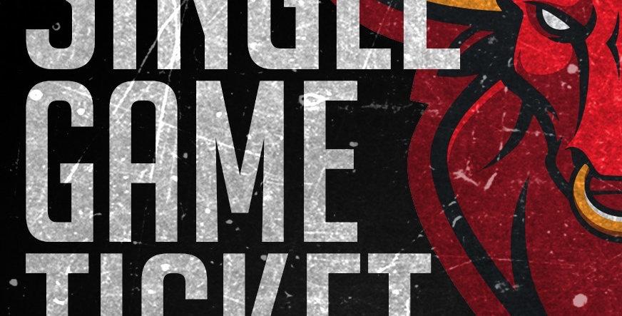 Single Game Ticket vs Utah Outliers 10/22