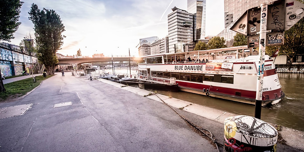 Street Art River Cruise