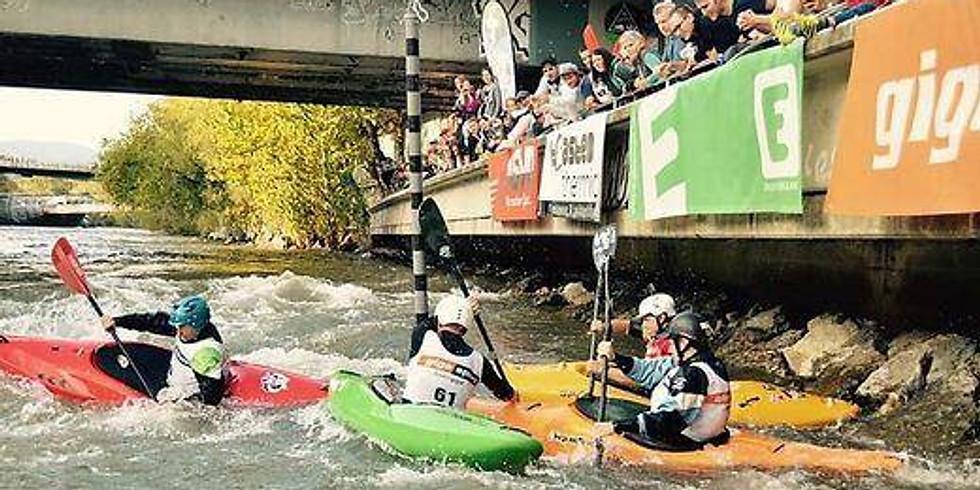 1.Wiener Boatercross beim Donaukanaltreiben