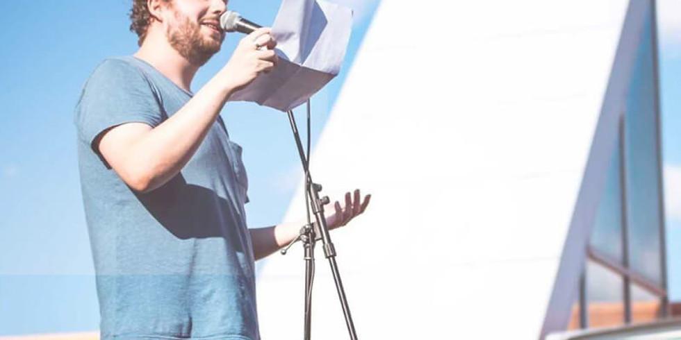 Poetry Slam mit FOMP
