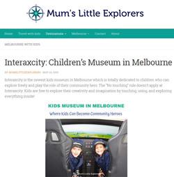 Mum's Little Explorers