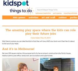 Kidspot Review