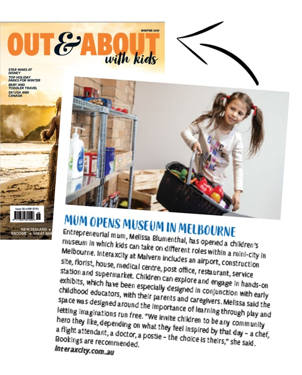 Out & About With Kids Magazine