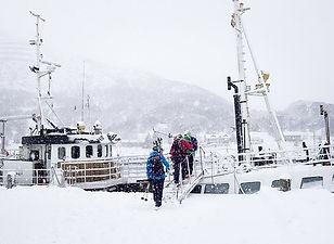 Ski and Sail