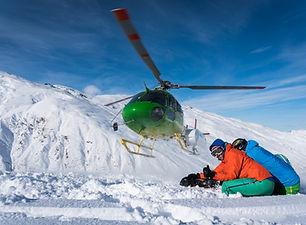 Heli Skiing NZ