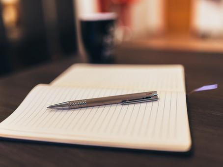 A Writer's Origin Story