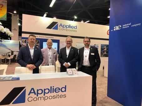 AC exhibited at Heli-Expo, Anaheim