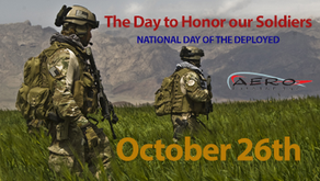 The Day to Honor our Soldiers