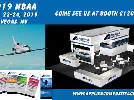 We look forward to seeing you at NBAA soon!