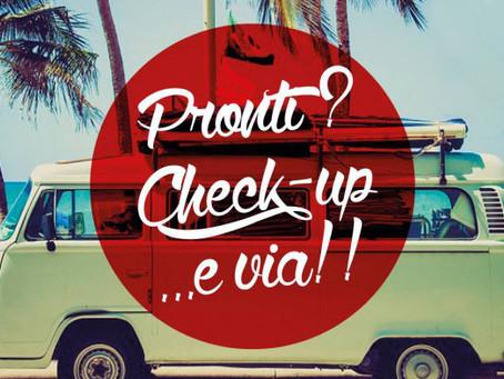 Check Up auto estate: 5 controlli da fare prima di partire per viaggiare sicuro.