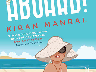 A chat with author Kiran Manral on her new book - All Aboard!