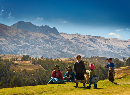 The Situation of the Andean People