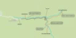 Sri Phang Nga National Park-Map of Sri Phang Nga.