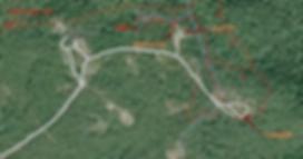 Nam Nao NP-Map of Nam Nao.