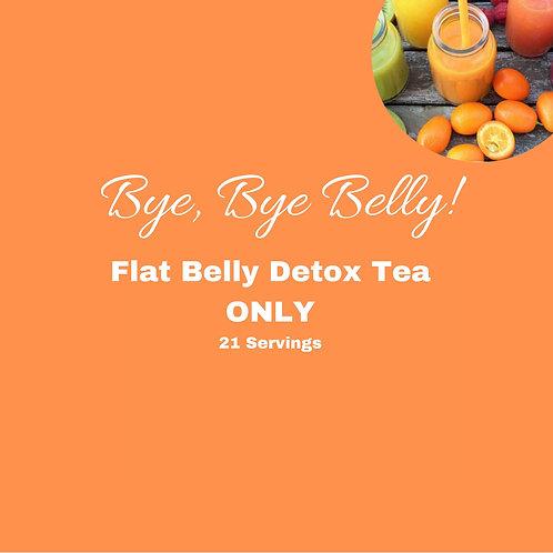Flat Belly Detox Tea (unflavored)