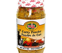 Curry Powder 256g -Irie