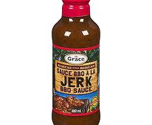 Jerk BBQ 480ml -Grace