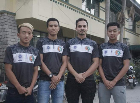 Sikkim's Futsal stars share Colombia experience and future dreams