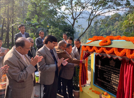 Foundation Stone laid for SC/ST Students' Hostel at ATTC