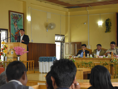 West DAC convenes preparatory meeting for counting