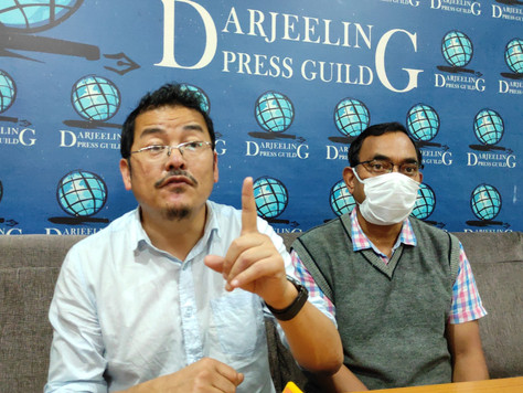 GNLF to lobby in Delhi for PPS,will stand against violence