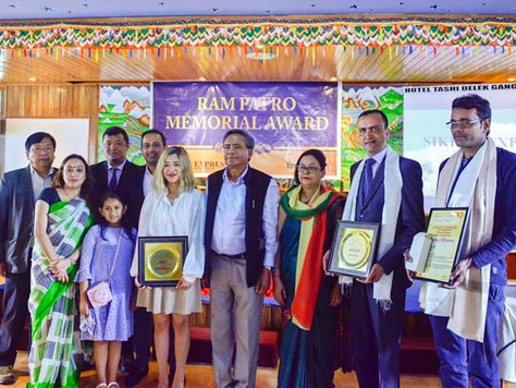 Ram Patro Memorial Award conferred, deliberations address challenges posed to journalism