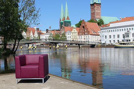 Lounge Möbel für Restaurants und Cafés