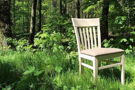 klassische Stühle für Restaurants