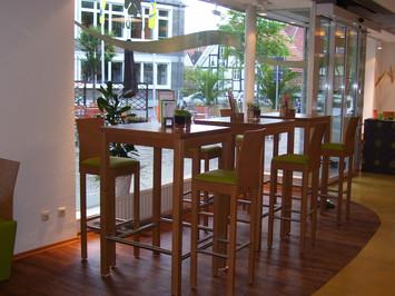 Cafe Bistro Corvita Korbacher Wekstätten