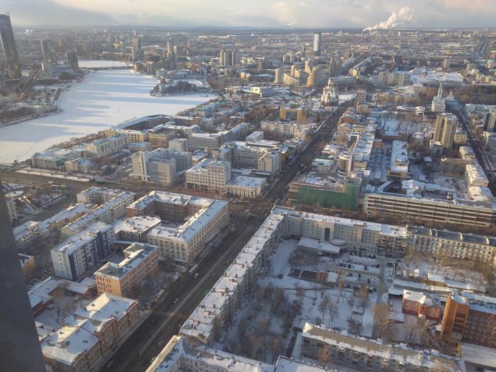 Екатеринбург. 2018 часть II