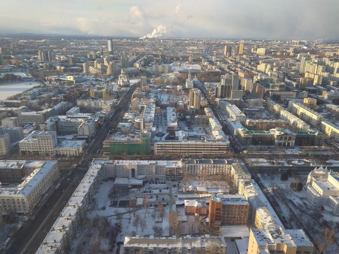 Екатеринбург 2018. Часть I