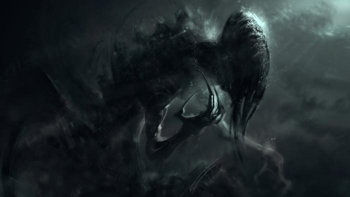 Кайер-нгуо  (Черный Бог)*
