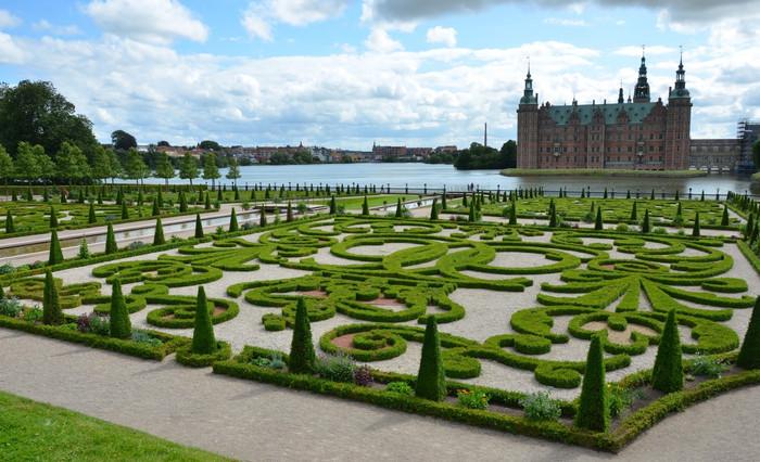 Скандинавия 2019. Замок Фредериксборг