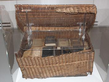 Vom Dachboden ins Museum: Der Bottroper Bücherkorb