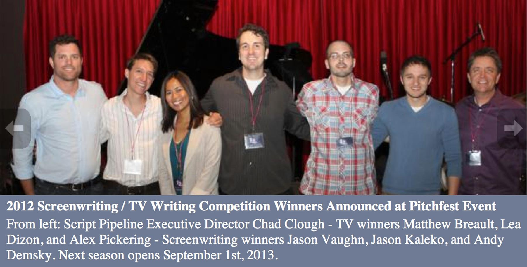 Script_Pipeline_TV_Competition_Winners_Alex_George_Pickering_Matthew_Breault_Lea_W_Dizon