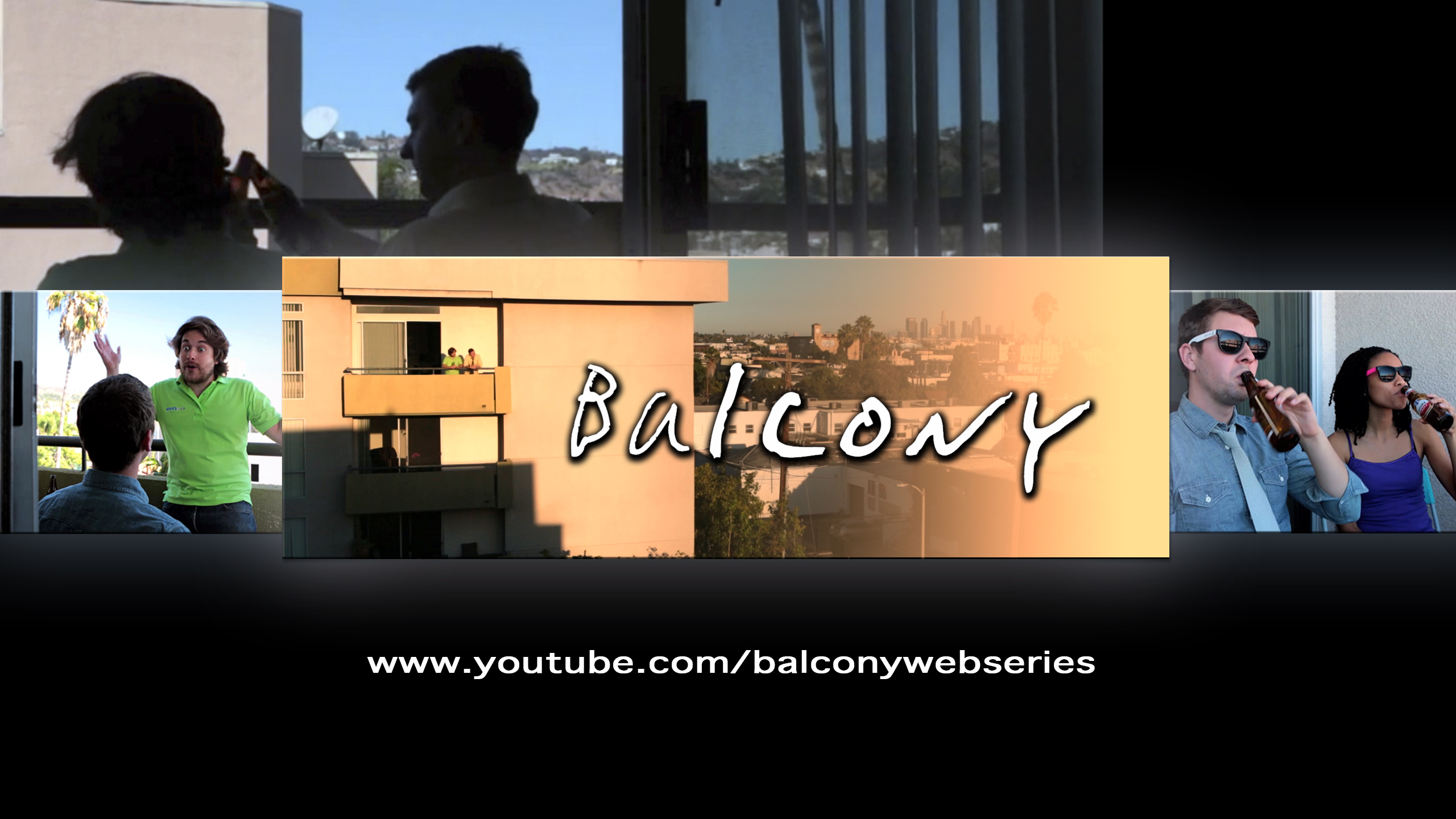 Balcony Youtube Channel Art