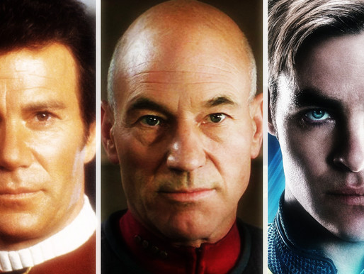 AGP's Top 5 Star Trek Movies of All Time