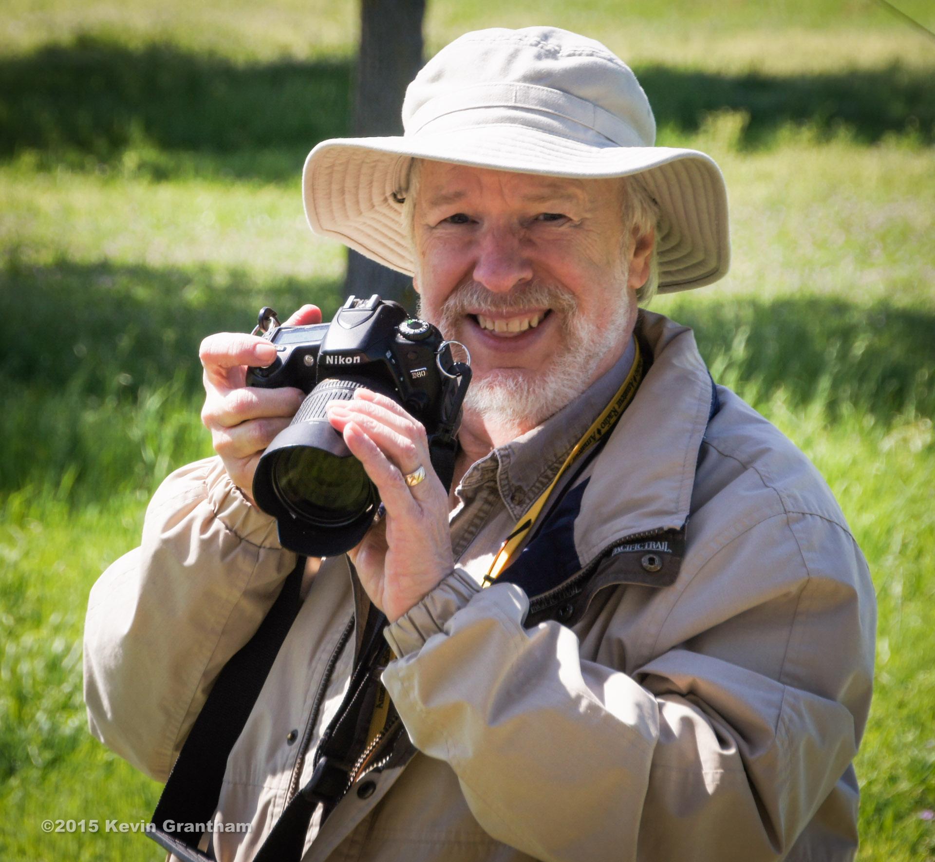 Mike W5MDB - Paparazzi.