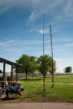 Even more antennas.