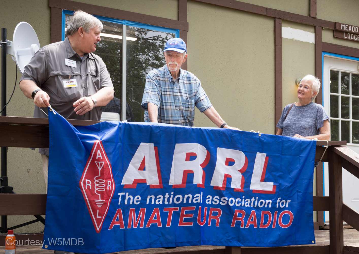 Metrocrest Amateur Radio Society - Field Day 2017