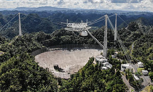 Arecibo Damage