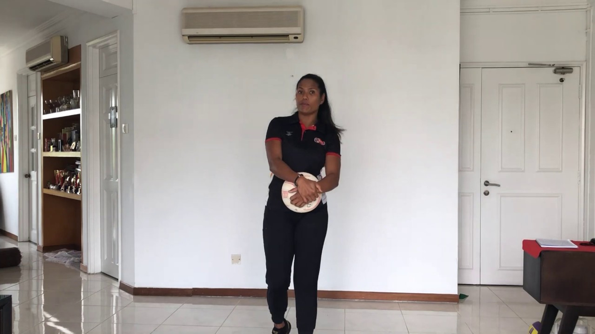 Introduction to Home-Based Netball