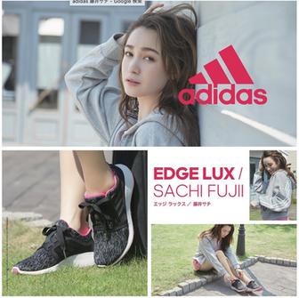 adidas×Sachi Fujii