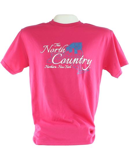 NCNY T-Shirt - Pink