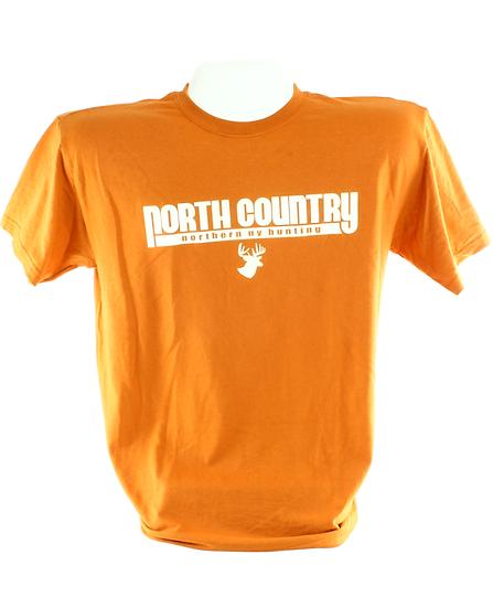 NCNY T-Shirt Orange