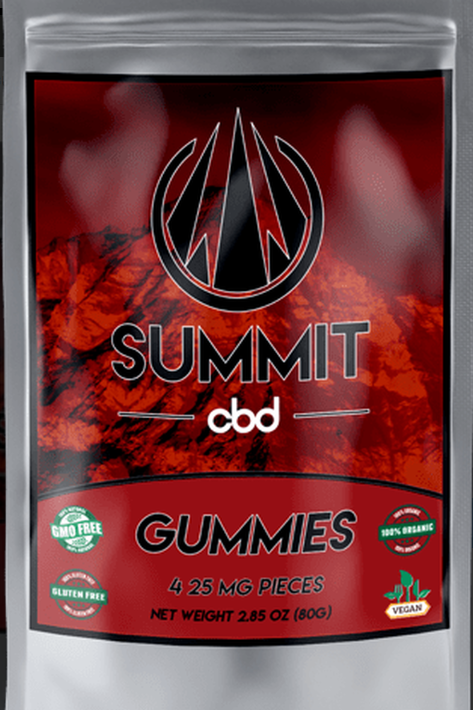 Gummies 25mg ea - 4 Pack