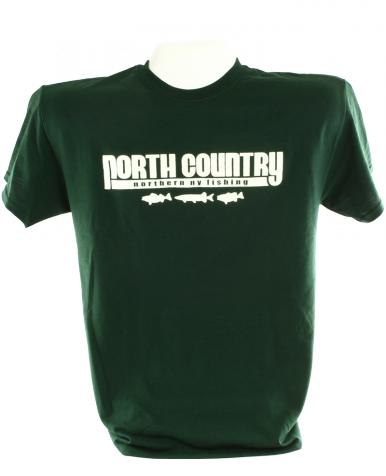 North Country NY T-ShirtwithNCNY Logo