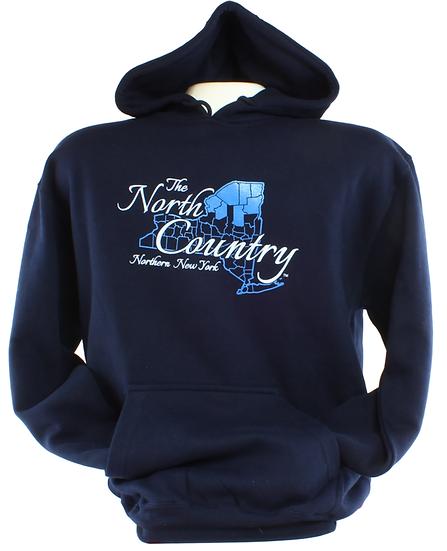 NCNY- Hoodie - Navy Blue